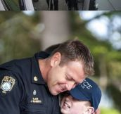 Part of what it means to be an officer
