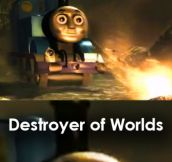 Terrifying Thomas