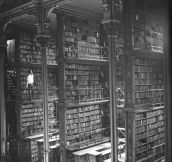 The old Cincinnati Library – a book lover's dream!