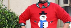 Ugliest Christmas Sweaters You'll Ever See (13 Pics)