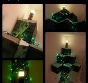 Merry Minecraft Christmas…