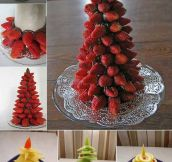 Tasty Christmas Trees…