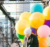 Up inspired photoshoot…