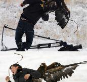 Eagle takeaway…