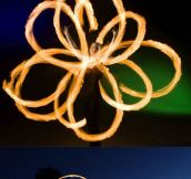 Juggling with fire…