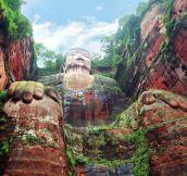 Leshan Giant Buddha…