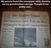 History news…