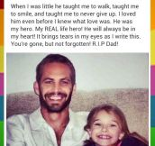Paul Walker's daughter…