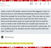 The cutest story I've ever read…