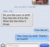 20 Hilarious Christmas Autocorrect Fails