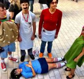 The Belchers…