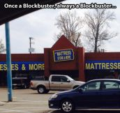 Once a Blockbuster…