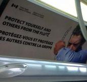 Avoid the flute…