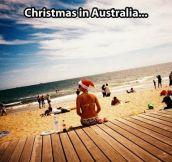 Australian Christmas…