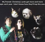 Epic Christmas Card…