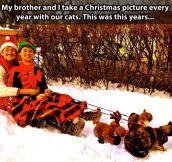A very special Christmas…