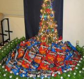 Epic Christmas tree…