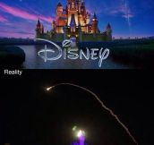 Disney expectations…