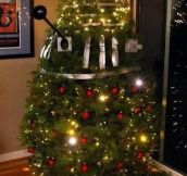 Exterminate for Christmas…