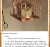 Don't buy Furbies…