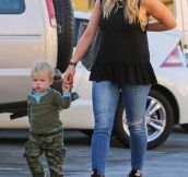 Congrats to Hilary Duff…