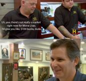 Every time I watch pawn stars…