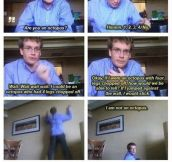 John Green everybody…