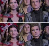 Katniss/Peeta Faceswap…