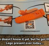 If you love Lego bricks you need this…