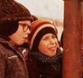A Christmas story with a twist…