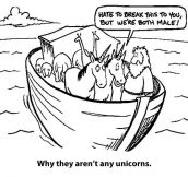 What actually happened to unicorns…