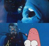 Patrick fish…