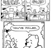 Oh, Pooh…