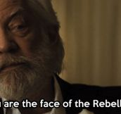 Face of the rebellion…