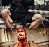 Some of the reasons Dwayne Johnson is an awesome guy…
