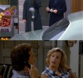 It all began in Seinfeld…