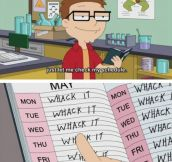 My holiday plans…