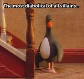 Wallace and Gromit's most diabolical villain…