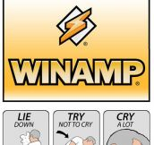 Goodbye Winamp…