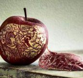 Amazing Apple…