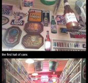 Epic beer cans collection…