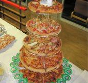 My kind of wedding cake…