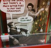 My personal favorite target card…