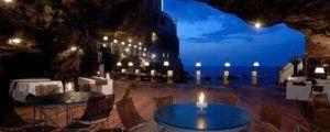 Incredible Italian cave…