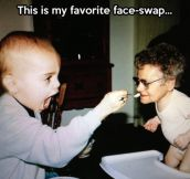 The best faceswap…