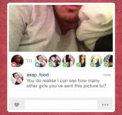 Instagram's new direct messaging feature is ruining relationships already…