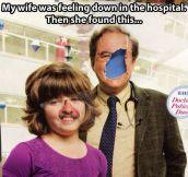 Nose swap…