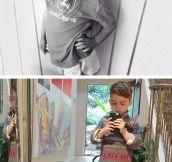 Kids that dress better than you…