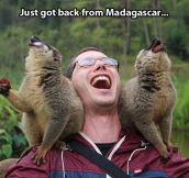 Back from Madagascar…