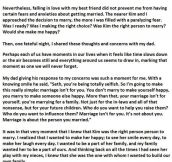 Recently married man realized marriage is not for him…